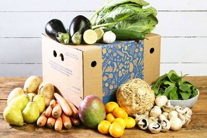 Best for virtuous fruit and veg