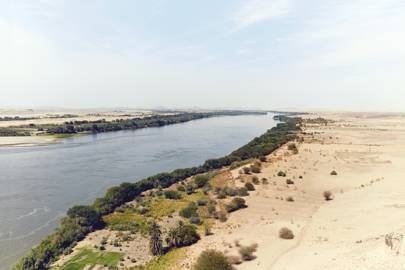 The Sudanese Nile