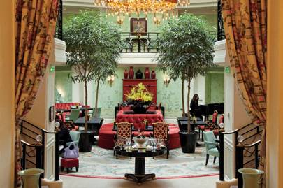 Asian investment in Parisian hotels