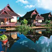 Inle Princess Resort, Burma