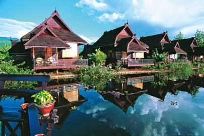 Inle Princess Resort, Burma