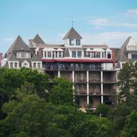 Crescent Hotel, Eureka Springs, Arkansas