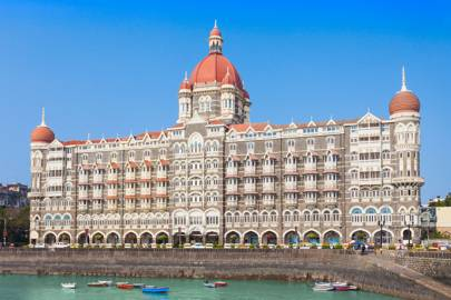 Taj Mahal Palace, Mumbai, India
