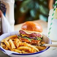 4. Honest Burgers, across London