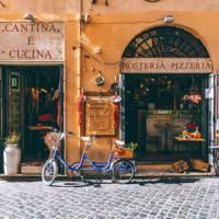 Via del Governo Vecchio/Cantina e Cucina
