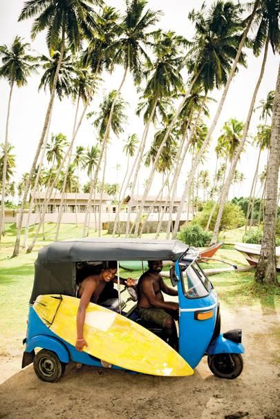 4. Surf in Sri Lanka