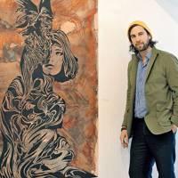 Circleculture gallerist Johann Haehling von Lanzenauer