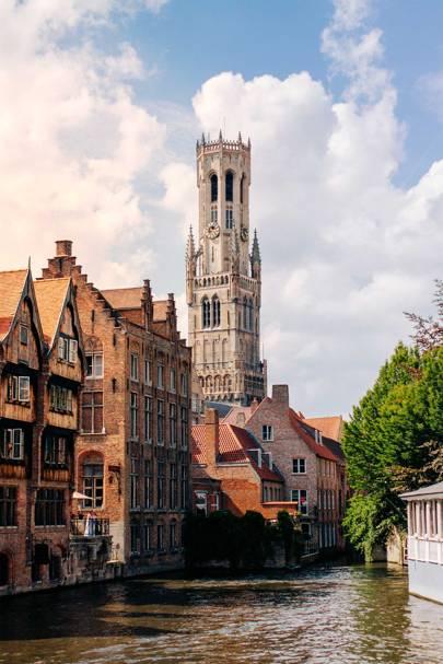 2. Go cultured: Ghent, Belgium