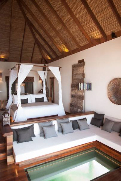 Song Saa Private Island villas