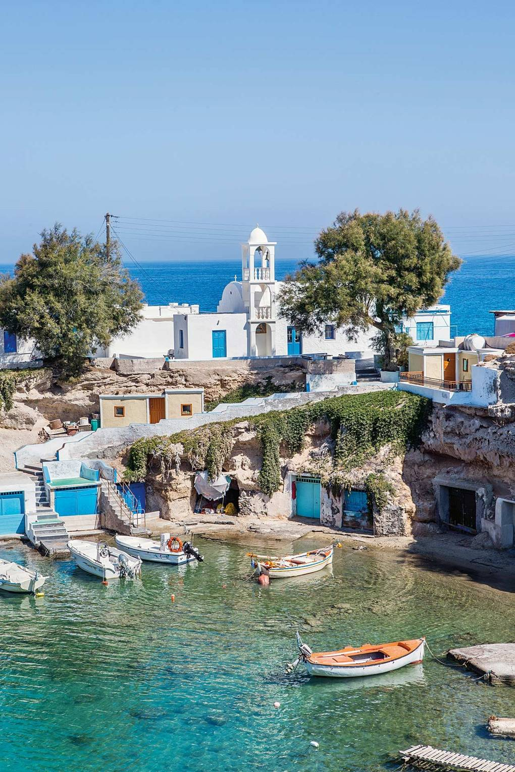 Milos Greece Cn Traveller,Where To Hang Curtains On Wall