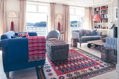 The St Mawes Hotel, Cornwall