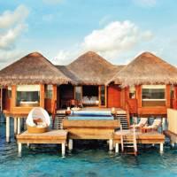 Huvafen Fushi, the Maldives