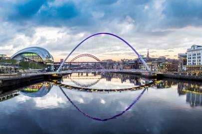 8. Newcastle