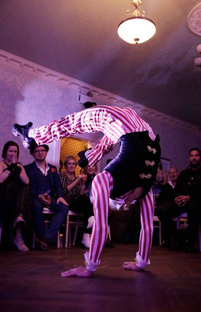 Magic & Mayhem at Sea Containers