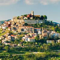 3. The coast and mountain road trip: Istria