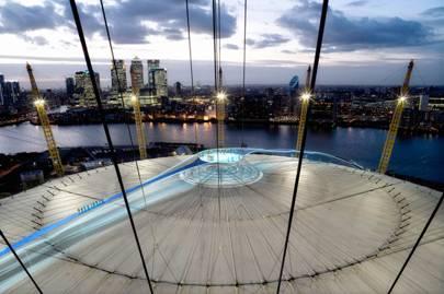 Climb a London landmark