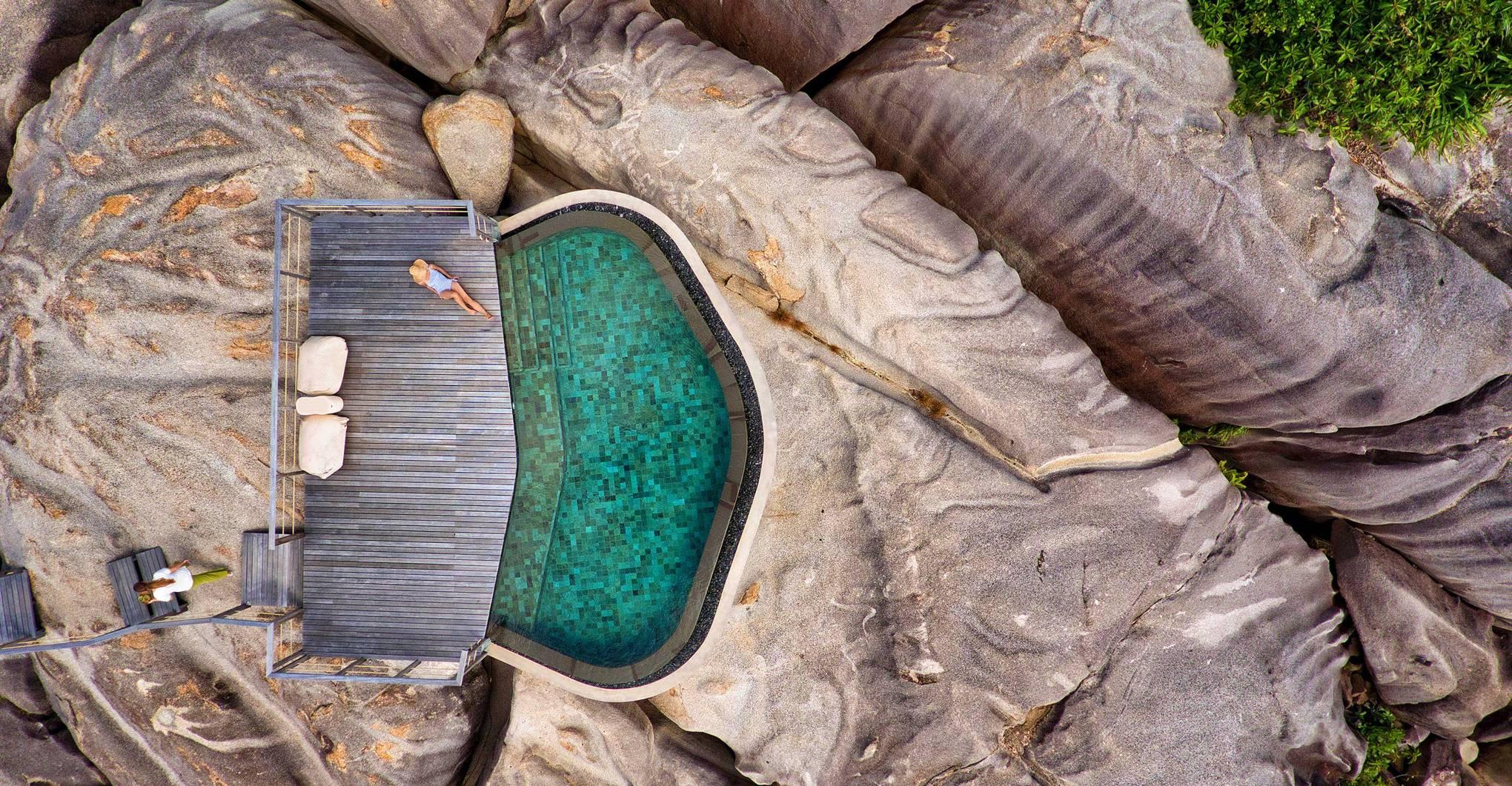 Six Senses Zil Pasyon hotel review