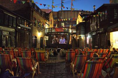 Back Yard Cinema
