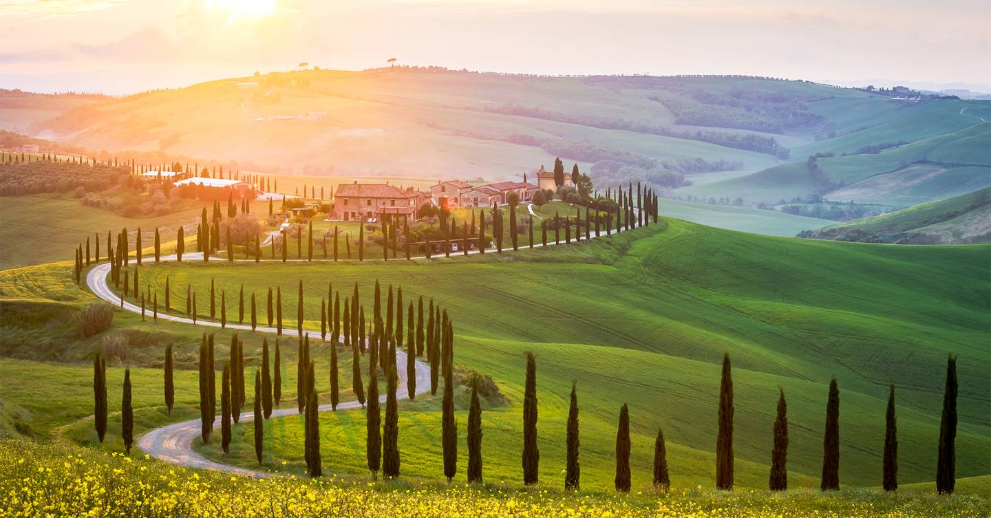 7 Italian countryside stays