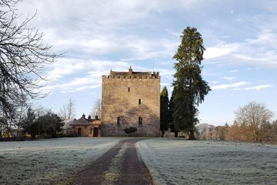 7. Closeburn Castle, Dumfries and Galloway, Scotland