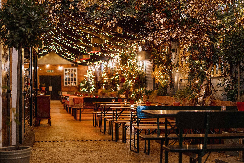 Christmas Restaurants London 2021 Best Winter Terraces In London Cn Traveller