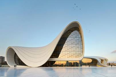 Crystal Hall, Baku