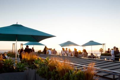 High Rooftop Lounge, Los Angeles