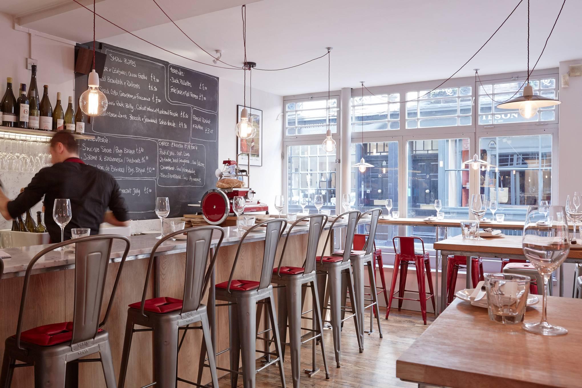 Best restaurants in Soho