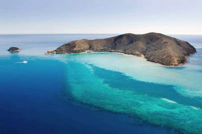 15. Great Barrier Reef