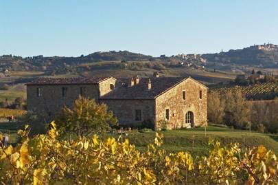 Follonico, Tuscany
