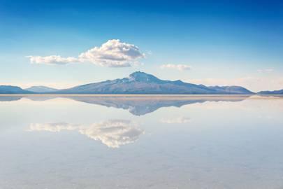 40. Salar de Uyuni, Bolivia