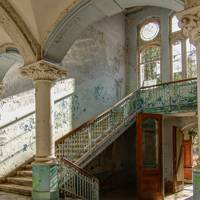 Beelitz-Heilstätten Hospital, Germany