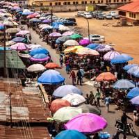 1. Lagos, Nigeria