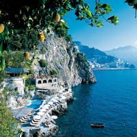 14. The Amalfi Coast