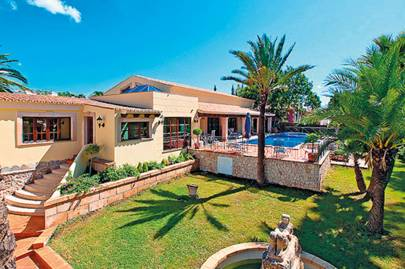 Mar y Pino, best villa for activities in Mallorca