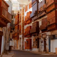 5. Soak up history in the Old City of Jeddah