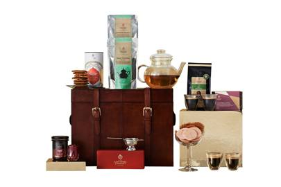 The Explorers' Bounty gift hamper