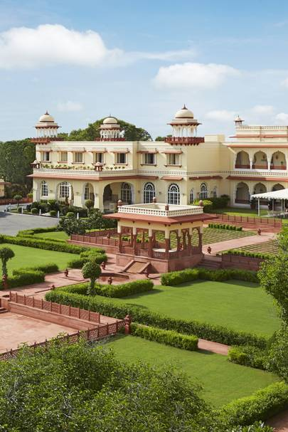 9. Rambagh Palace, Jaipur, India