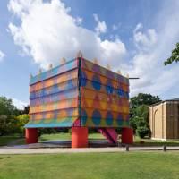 9. Visit a multi-colour sensation south of the river