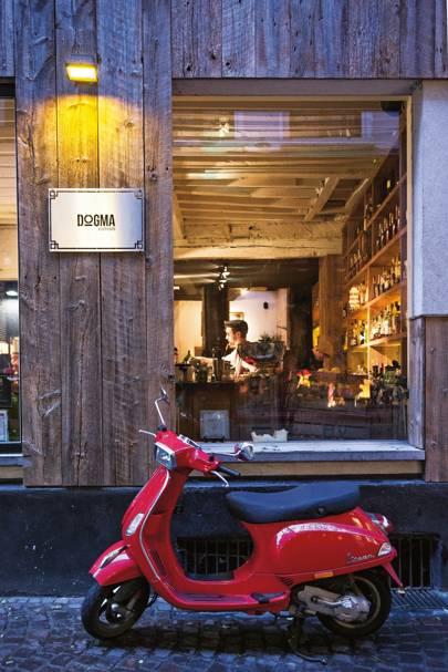 Dogma Cocktails, Antwerp, Belgium