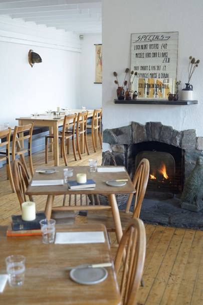 Inver Restaurant, Argyll