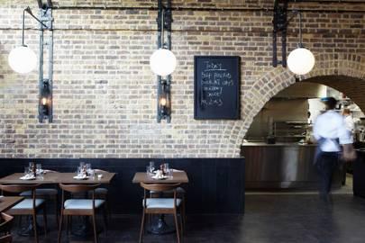 Best New Restaurants In East London Cn Traveller