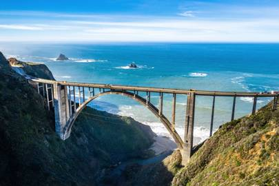 Bixby Creek Bridge, USA