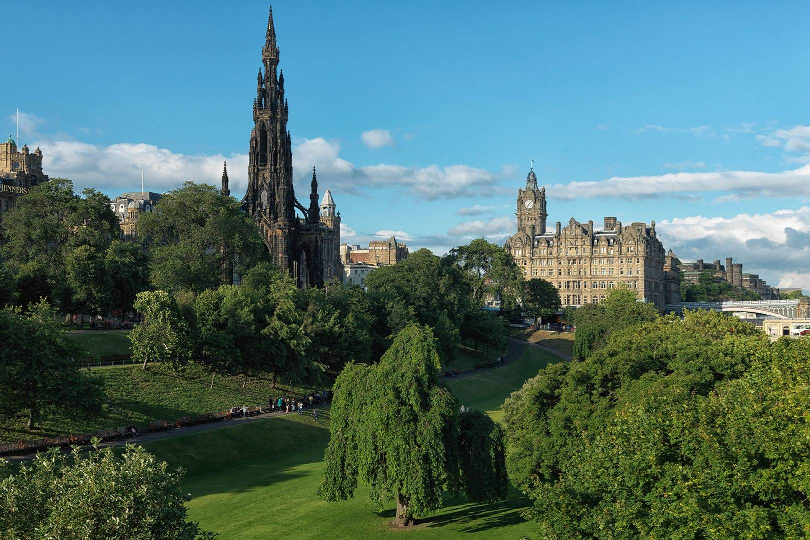 Best Edinburgh hotels and the best places to stay | CN Traveller