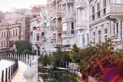 The Bosphorus and the Black Sea, Turkey