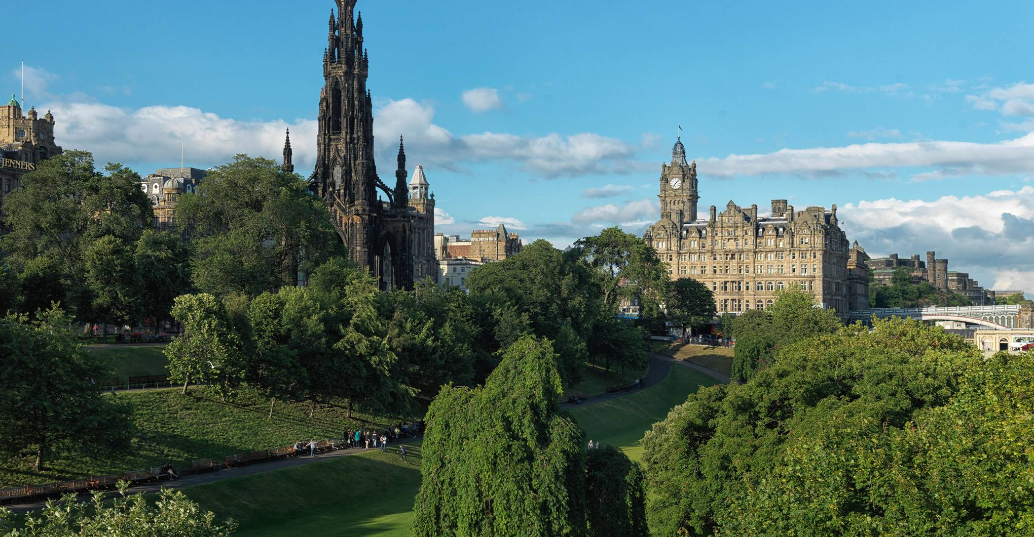 Win a stay at The Balmoral in Edinburgh