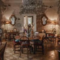 Rhosyn Restaurant at Penally Abbey, Pembrokeshire
