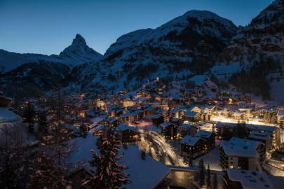 4. Zermatt, Switzerland