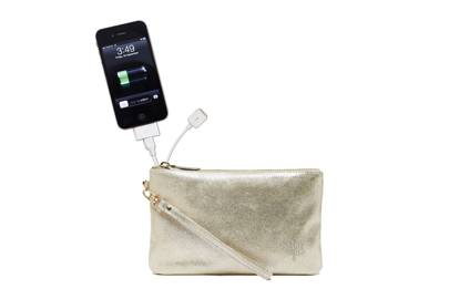 Purse power charger