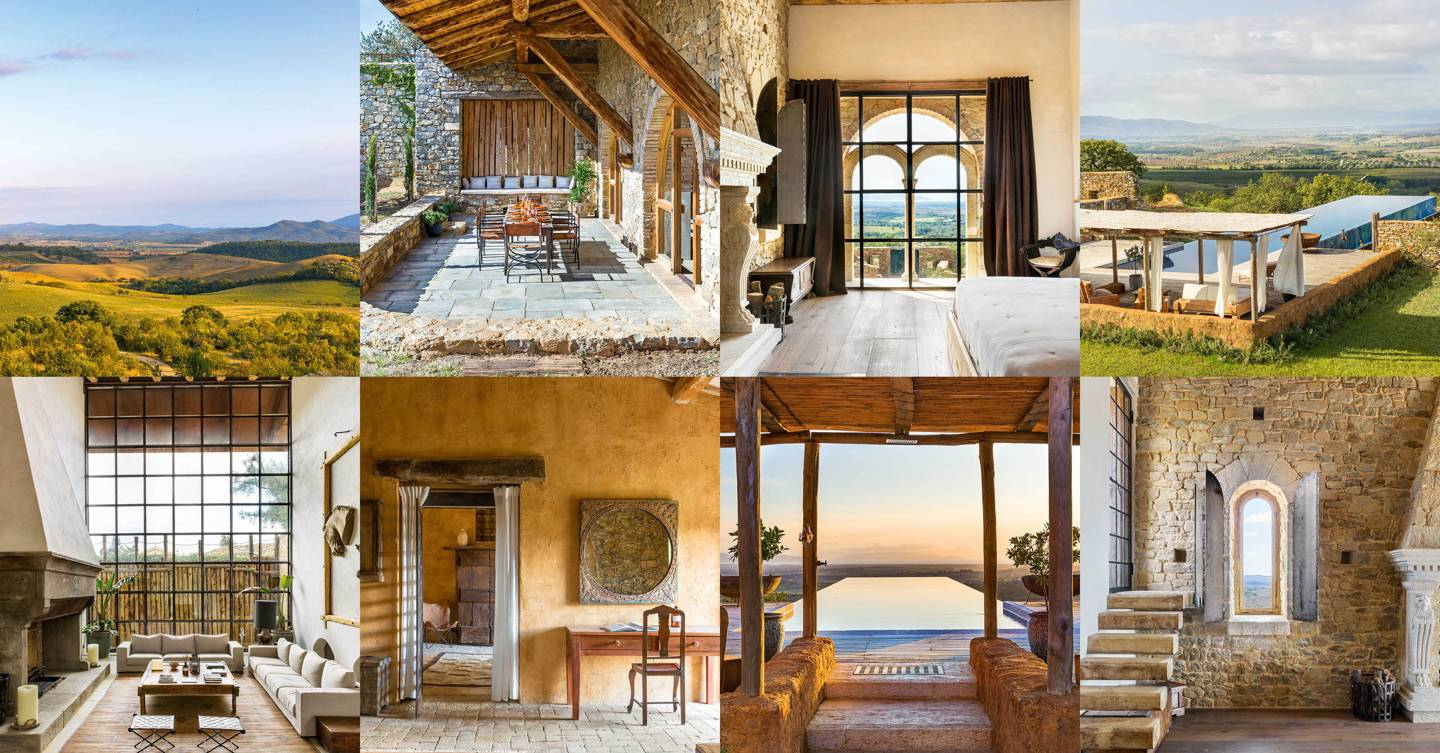 Argentaia estate review: A secret Tuscan convent you can stay in